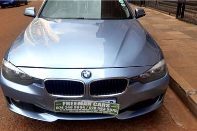 Used 2013 BMW 3 Series 320i auto
