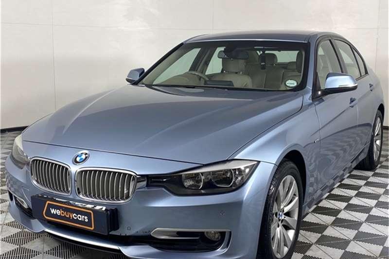 Used 2013 BMW 3 Series 320i auto