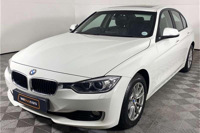 Used 2014 BMW 3 Series 320i auto