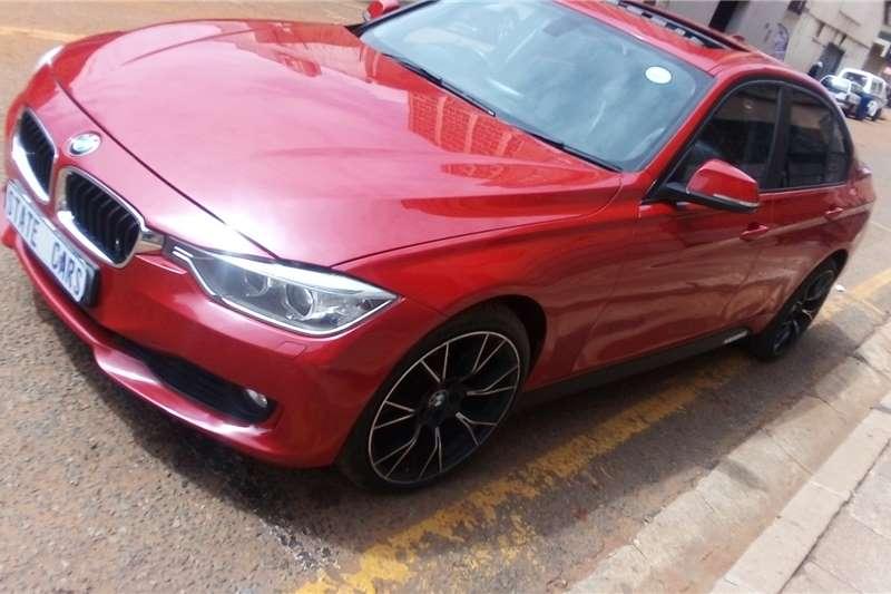 2015 BMW 3 Series 320i auto