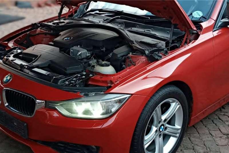 BMW 3 Series 320i auto 2015