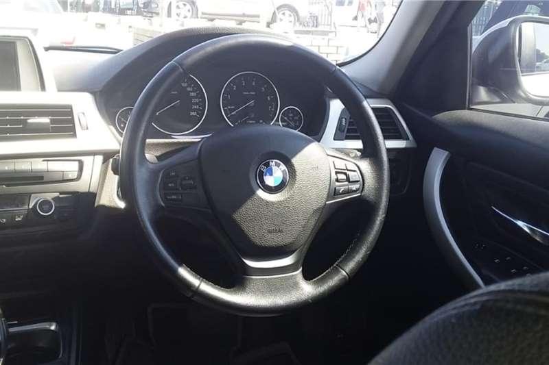 Used 2015 BMW 3 Series 320i auto