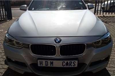 Used 2016 BMW 3 Series 320i auto