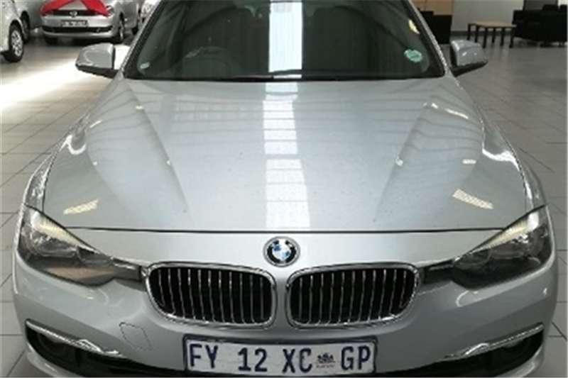 BMW 3 Series 320i auto 2017