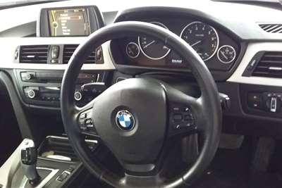 Used 2017 BMW 3 Series 320i auto