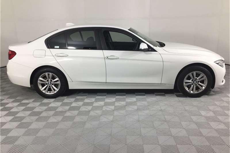Used 2019 BMW 3 Series 320i auto