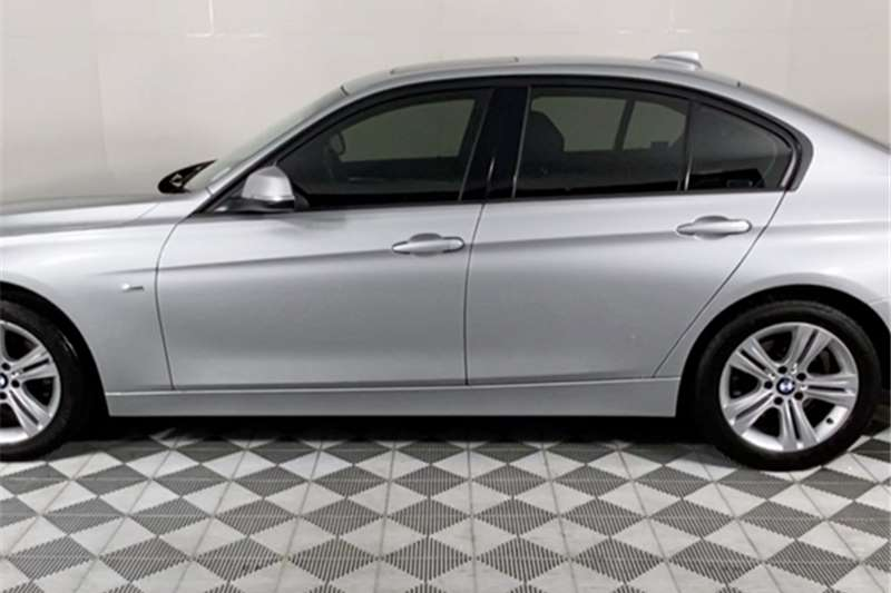 2019 BMW 3 Series 320i auto
