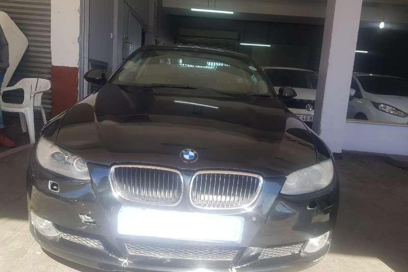 2009 BMW 3 Series 320i coupé