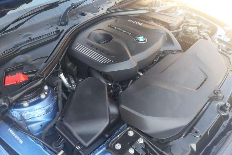 Used 2016 BMW 3 Series 320i coupé Individual auto