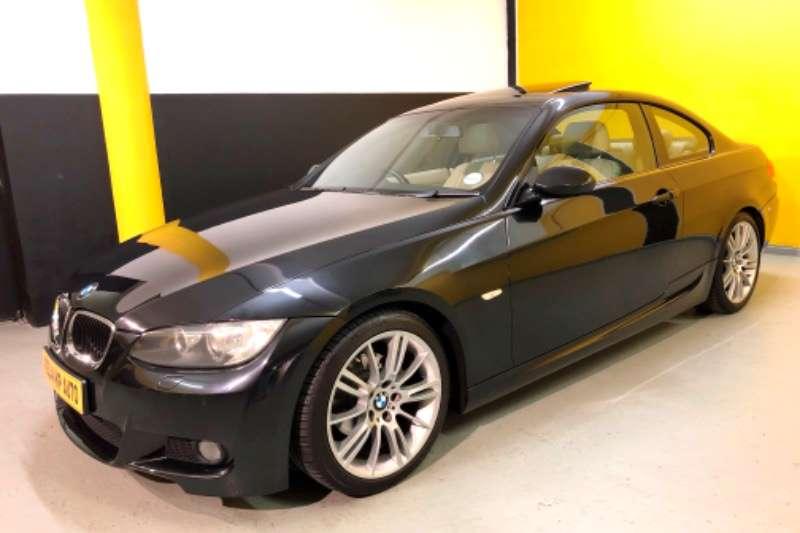 BMW 3 Series 320i coupé M Sport 2010