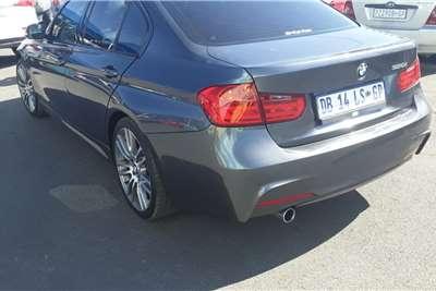 Used 2014 BMW 3 Series 320i coupé M Sport