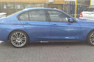 Used 2017 BMW 3 Series 320i coupé M Sport