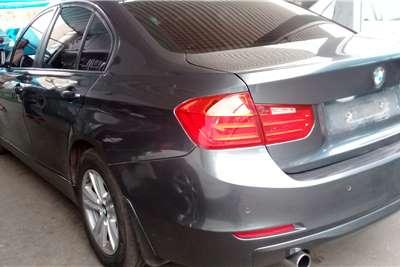 BMW 3 Series 320i coupé M Sport auto 2012