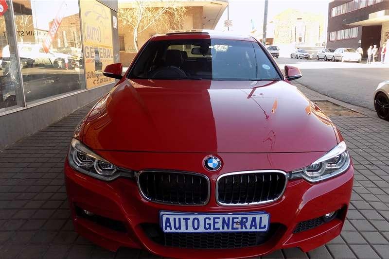 BMW 3 Series 320i coupé M Sport auto 2014