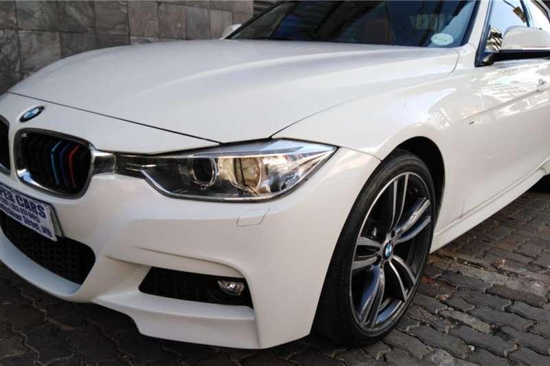 BMW 3 Series 320i coupé M Sport auto 2015