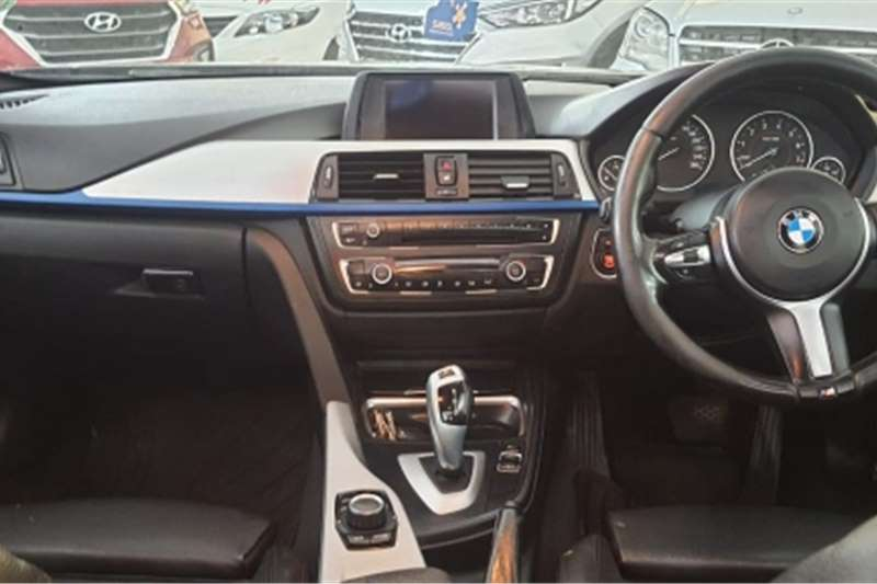 Used 2015 BMW 3 Series 320i coupé M Sport auto