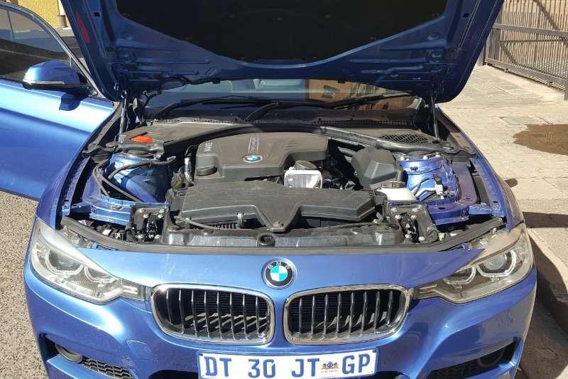 Used 2016 BMW 3 Series 320i coupé M Sport auto