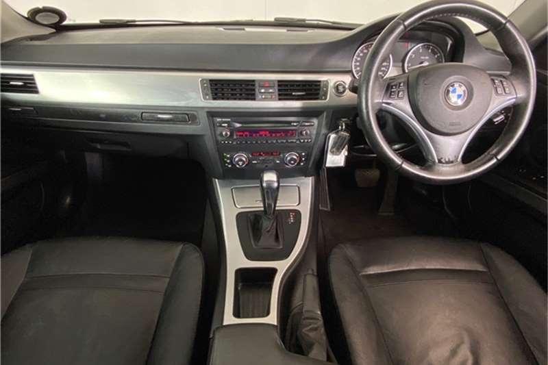 2010 BMW 3 Series 320i coupé steptronic