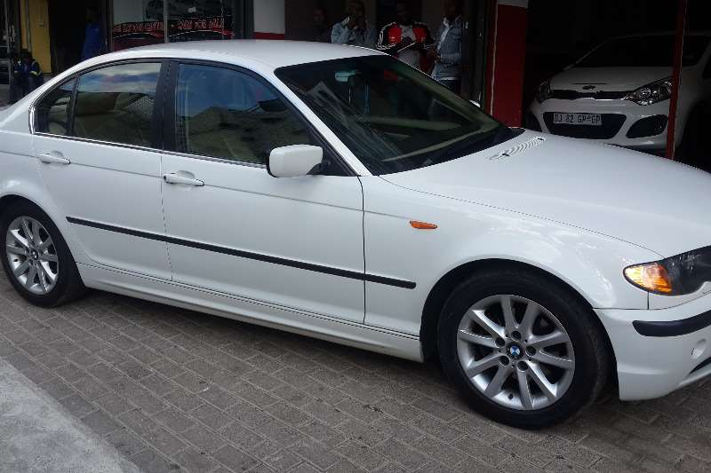 BMW 3 Series 320i Dynamic 2005