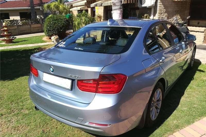 BMW 3 Series 320i Dynamic Edition 2014