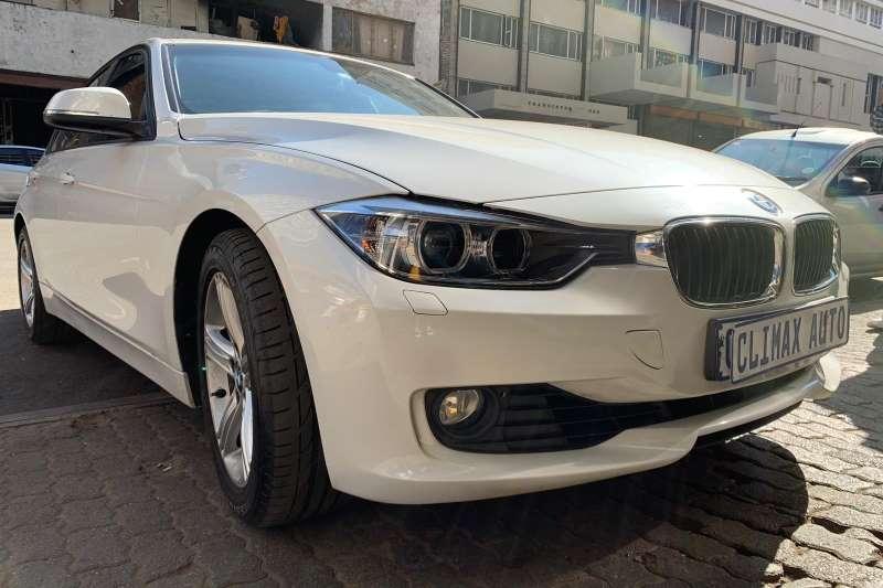 BMW 3 Series 320i Dynamic Edition steptronic 2013