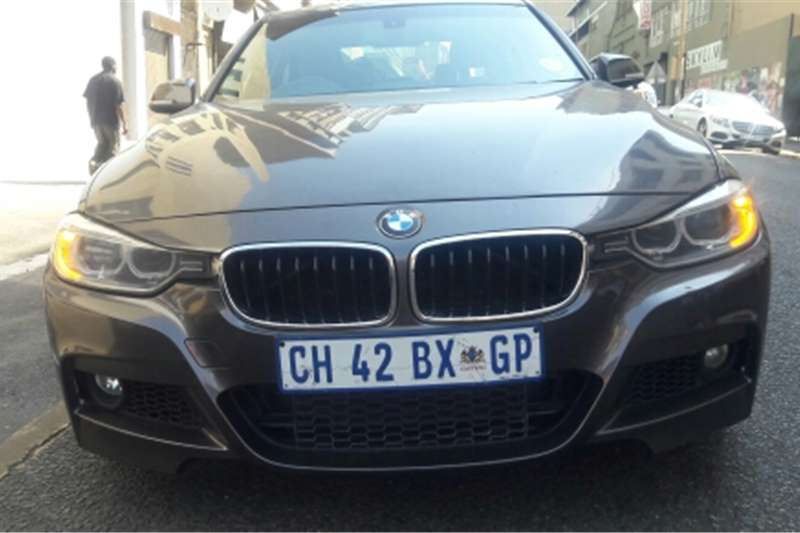BMW 3 Series 320i Dynamic Edition steptronic 2013