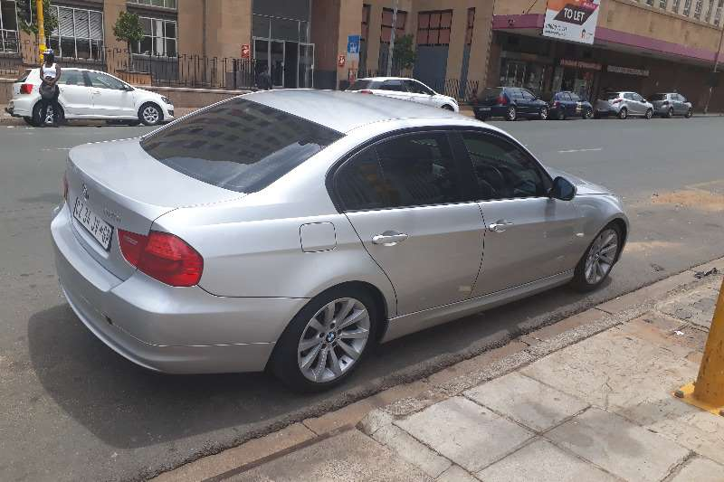BMW 3 Series 320i Dynamic steptronic 2009