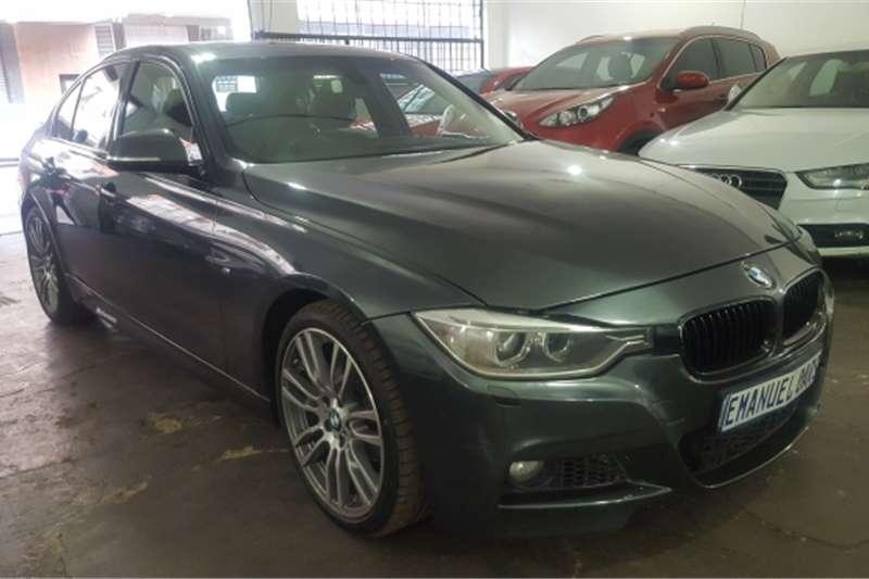 Used 2015 BMW 3 Series 320i Dynamic steptronic