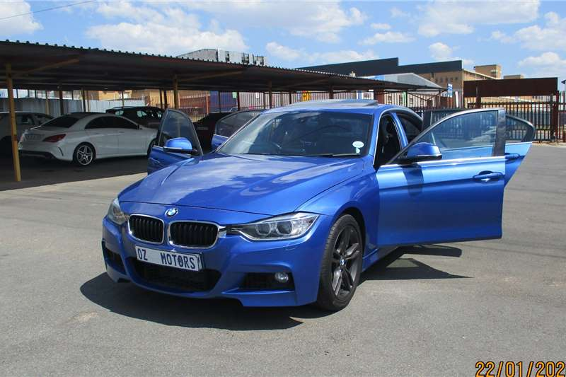 BMW 3 Series 320i Edition M Sport Shadow 2012