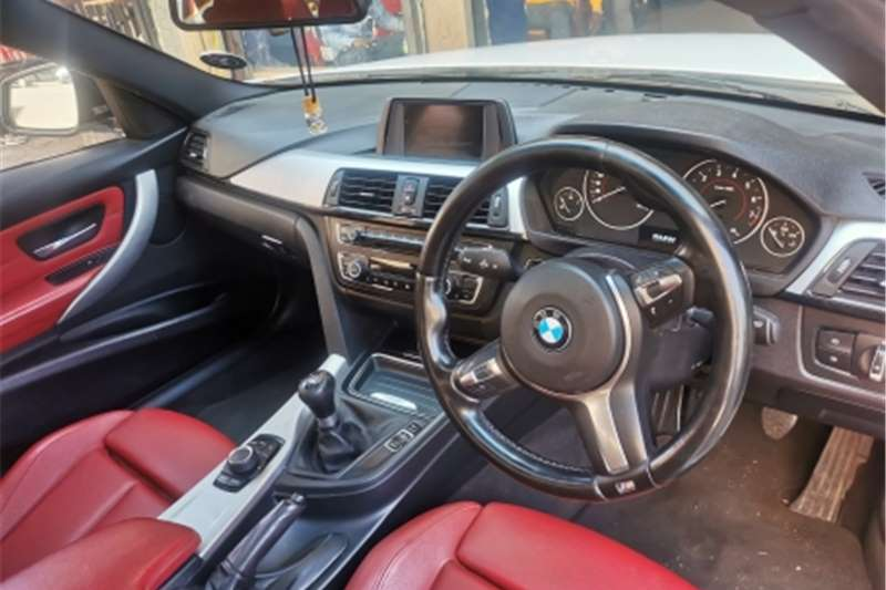 BMW 3 Series 320i Edition M Sport Shadow 2016