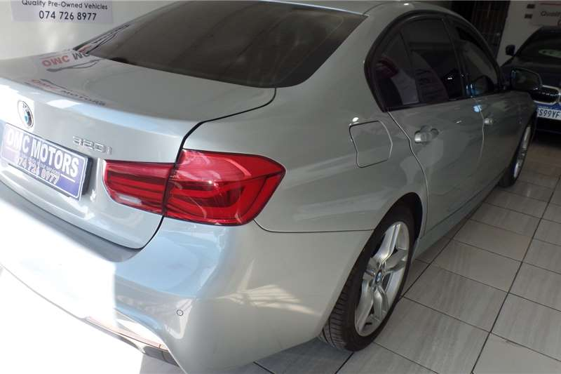 Used 2017 BMW 3 Series 320i Edition M Sport Shadow