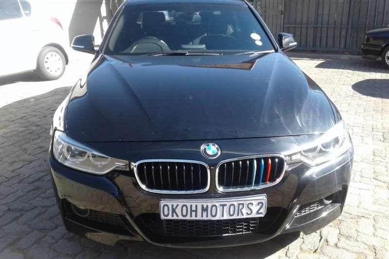BMW 3 Series 320i Edition M Sport Shadow auto 2013
