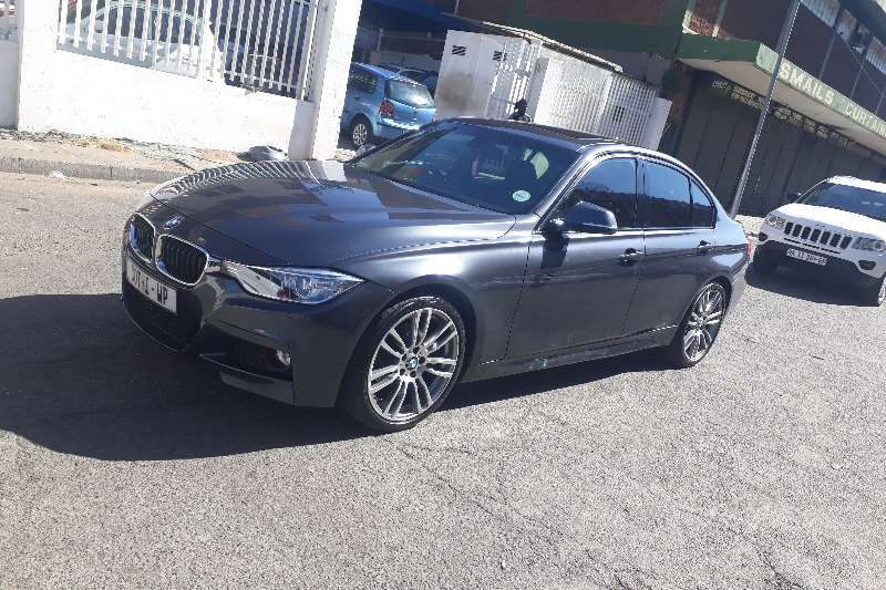 BMW 3 Series 320i Edition M Sport Shadow auto 2014