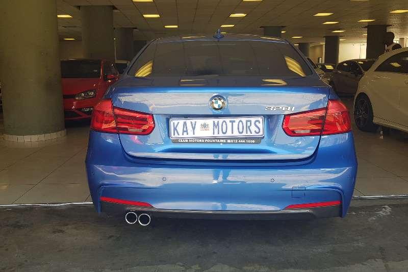 BMW 3 Series 320i Edition M Sport Shadow auto 2015