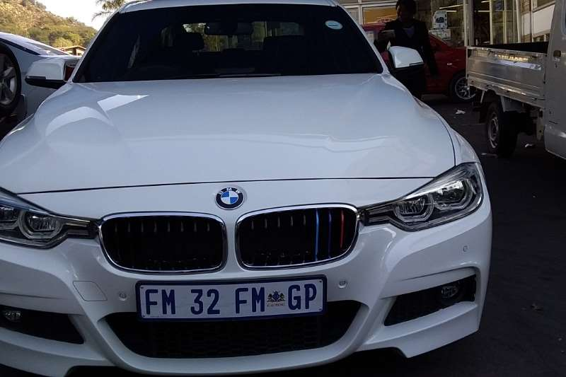 BMW 3 Series 320i Edition M Sport Shadow auto 2016