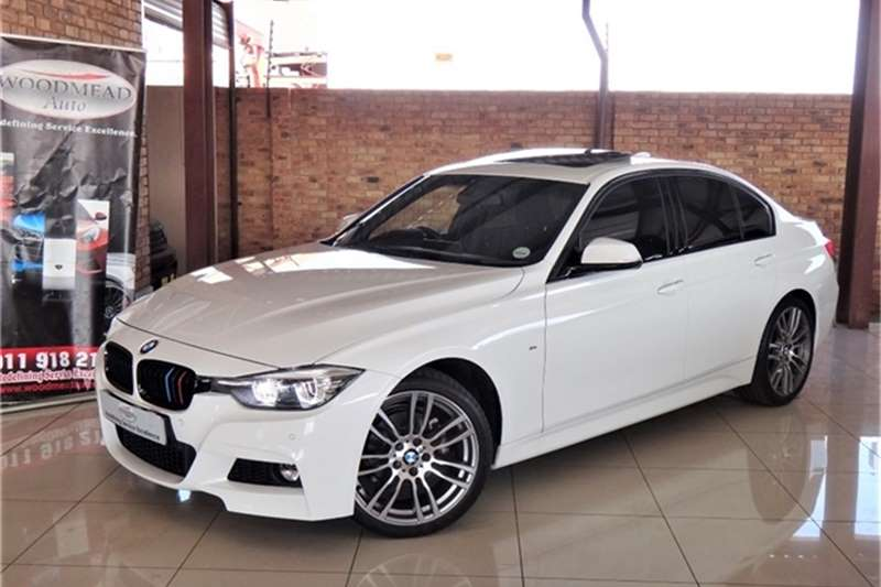 BMW 3 Series 320i Edition M Sport Shadow auto 2018