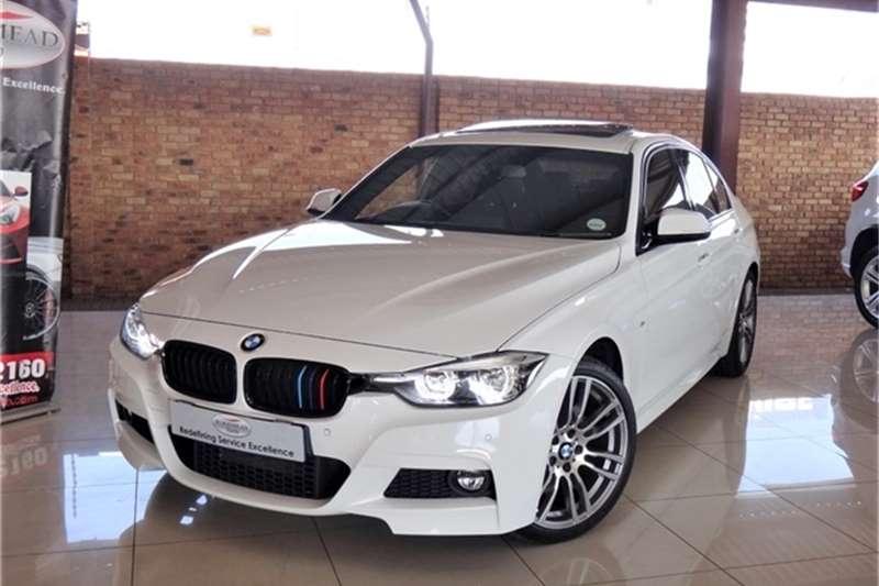 BMW 3 Series 320i Edition M Sport Shadow auto 2018
