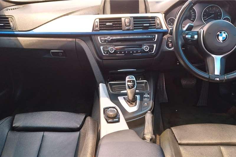 BMW 3 Series 320i Edition M Sport Shadow sports auto 2015