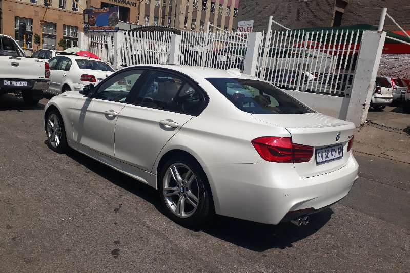 BMW 3 Series 320i Edition M Sport Shadow sports auto 2017