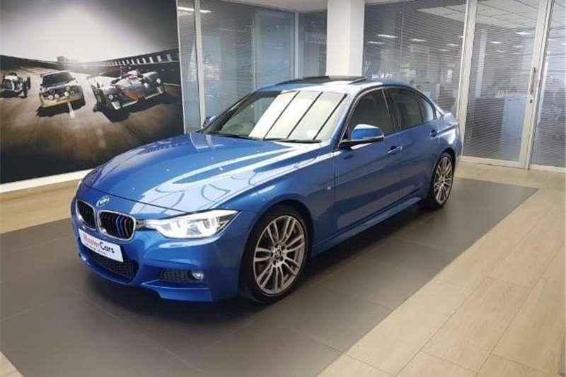 BMW 3 Series 320i Edition M Sport Shadow Sports Auto 2017