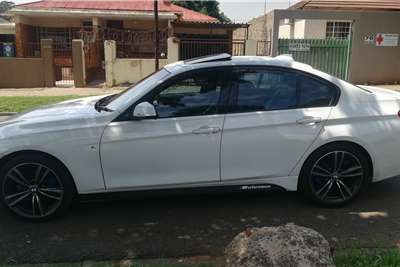BMW 3 Series 320i Edition M Sport Shadow sports auto 2018