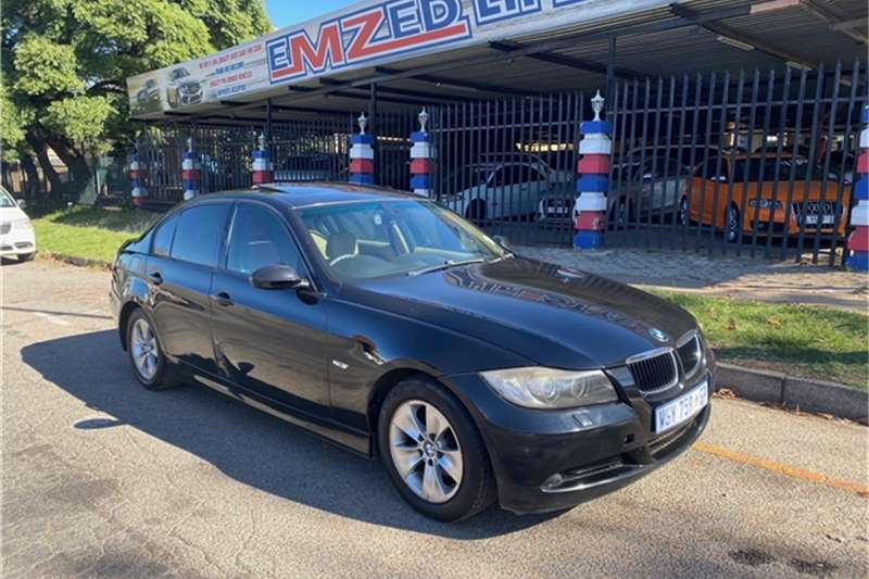 BMW 3 Series 320i Exclusive 2005