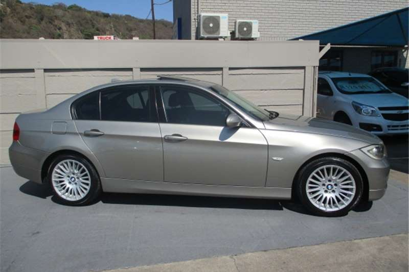 BMW 3 Series 320i Exclusive 2007