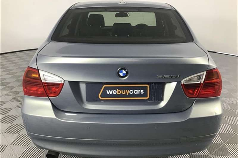 BMW 3 Series 320i Exclusive 2008