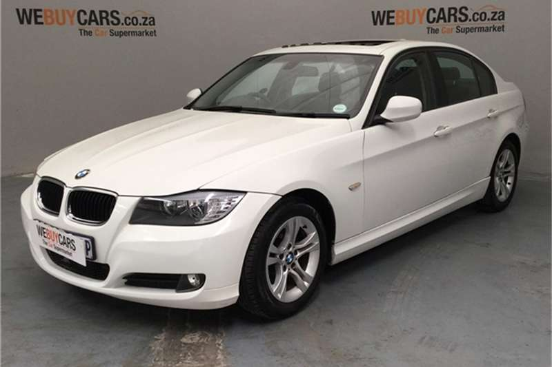 BMW 3 Series 320i Exclusive 2010
