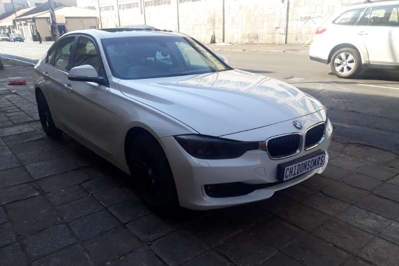 BMW 3 Series 320i Exclusive 2014