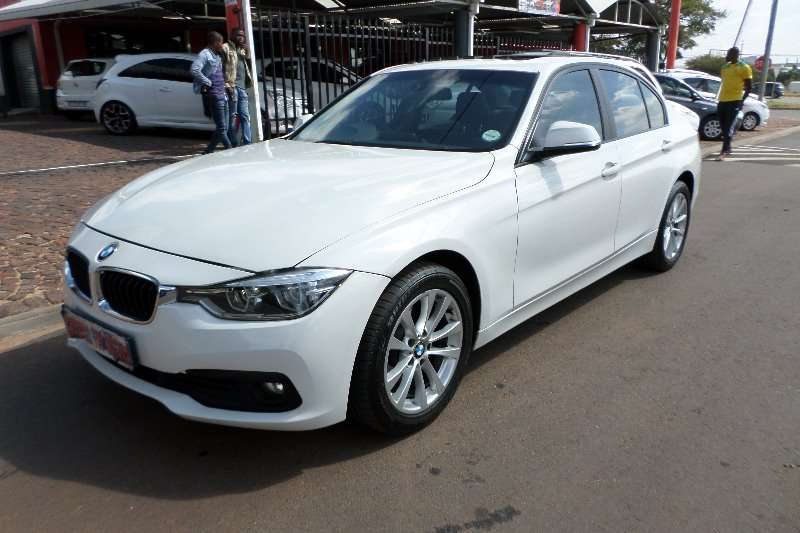 BMW 3 Series 320i Exclusive 2016