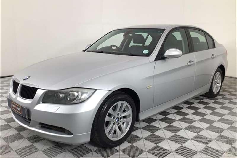 BMW 3 Series 320i Exclusive steptronic 2007