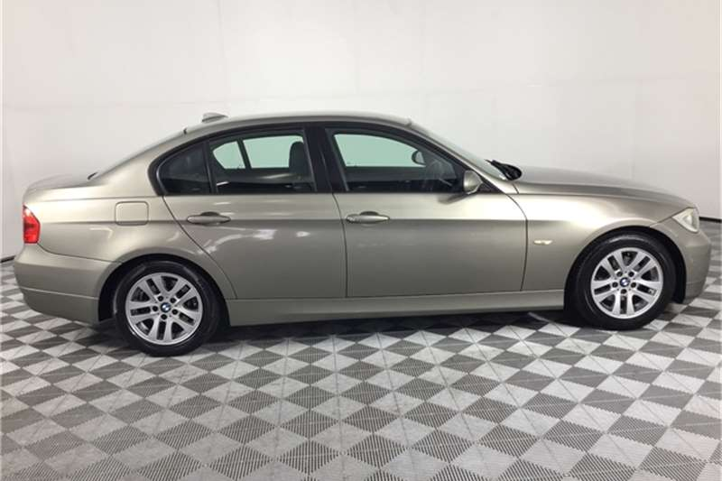 Used 2008 BMW 3 Series 320i Exclusive steptronic