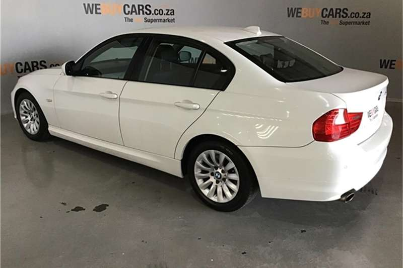 BMW 3 Series 320i Exclusive steptronic 2009